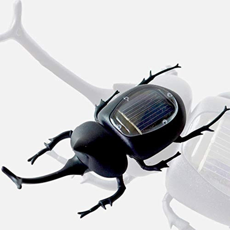 ruixuered-トリッキーノベルティノベルティソーラーウォーキングカブトムシ面白い昆虫子供教育玩具ギフト
