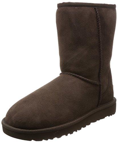[アグ] ブーツ CLASSIC SHORT II 1016223 CHOCOLATE US 5(22 cm) [並行輸入品]