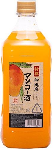 特撰果実酒房 沖縄産マンゴー酒 1800ml