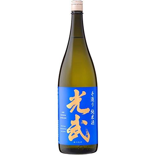 手造り純米酒 1.8L