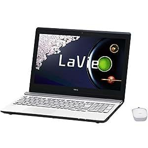 日本電気 LaVie Note Standard - NS750/AAW クリスタルホワイト PC-NS750AAW