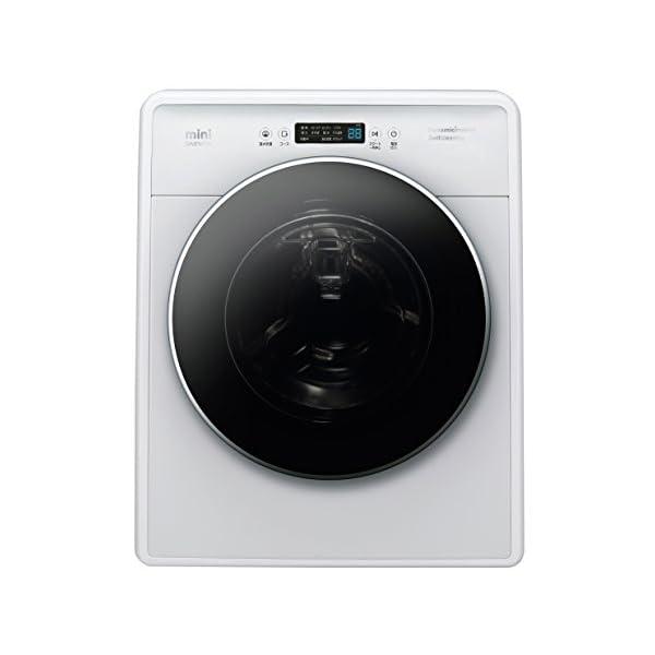 DAEWOO 3.0kg ドラム式洗濯機 ホワイ...の商品画像