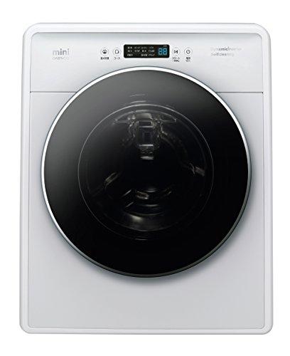 DAEWOO 3.0kg ドラム式洗濯機 ホワイト DW-D30A-W DW-D30A-W