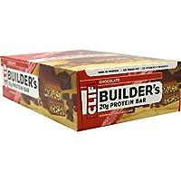 オールナチュラル クリフビルダーズプロテインバー チョコレート24本 Clif Builder's Protein Bar Chocolate