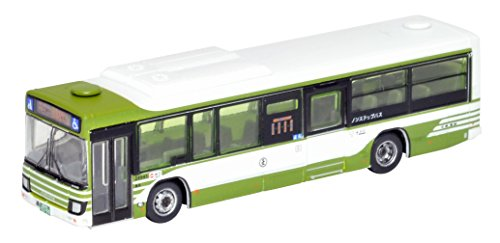 ザ バスコレクション バスコレ わたしの街バスコレクション MB7 広島電鉄 日野ブルーリボンQPG-KV290Q1 ジオラ