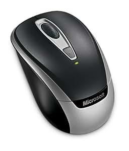 マイクロソフト ワイヤレス オプティカル マウス Wireless Mobile Mouse 3000 パール ブラック 6BA-00015
