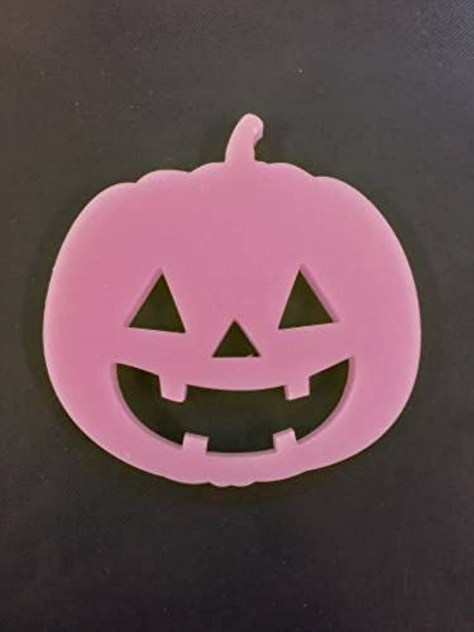 束ねるめんどり全体にGRASSE TOKYO AROMATICWAXチャーム「ハロウィンかぼちゃ」(PI) ゼラニウム アロマティックワックス グラーストウキョウ