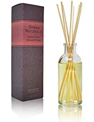 Urban Naturals旅行コレクションの香りホームAmbiance Reed Diffuser Giftセット UN-Diffuser-MANCAVE