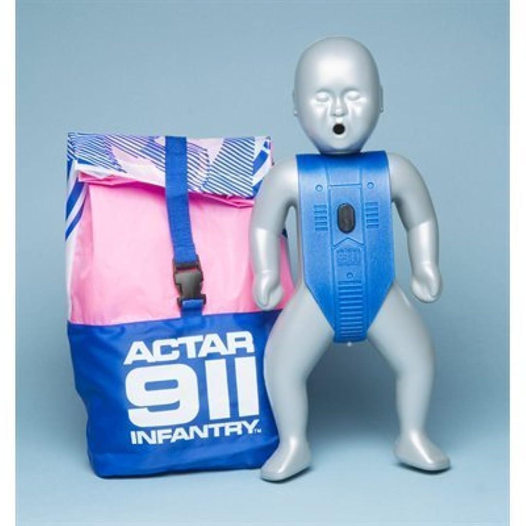 勤勉ロケット容量Actar 911 Infantry – Single
