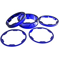 Cycle Group PX-SS13118KT-BL Promax Stem Spacers Kit, Blue by Cycle Group