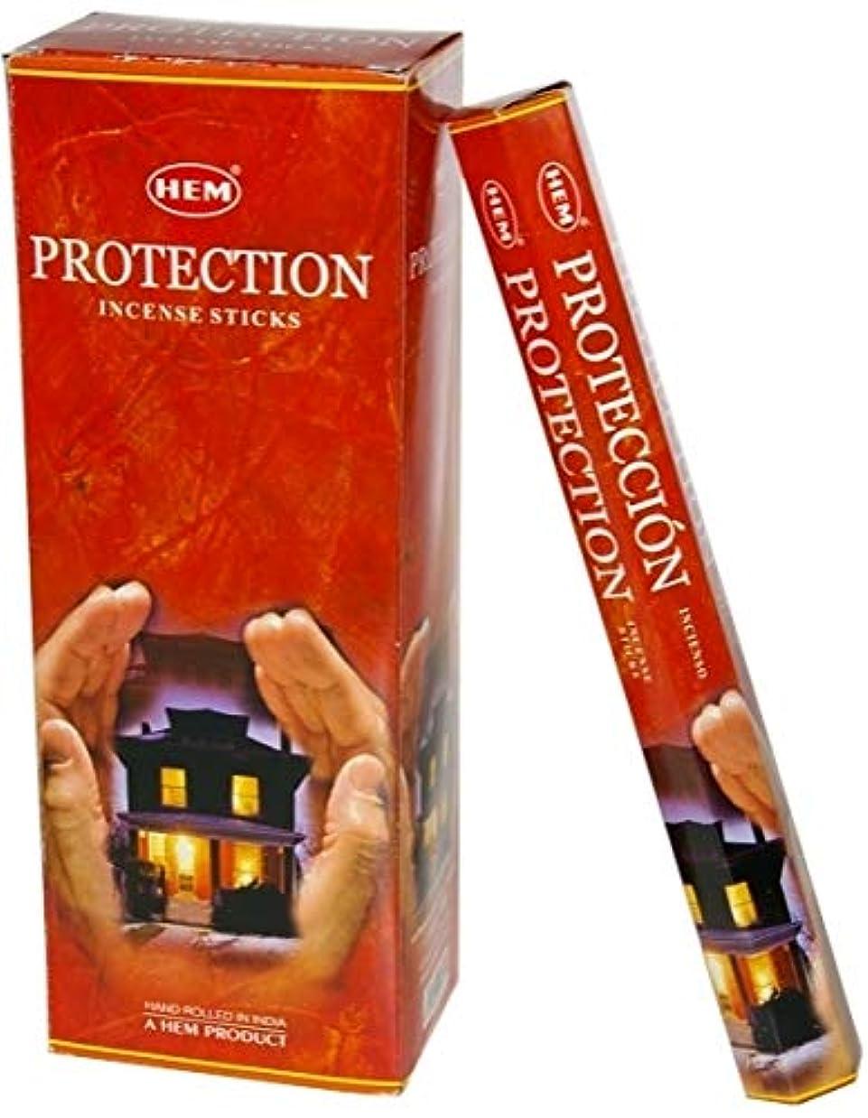 ダニヘロインオンHEM(ヘム)社 プロテクション香 スティック PROTECTION 6箱セット