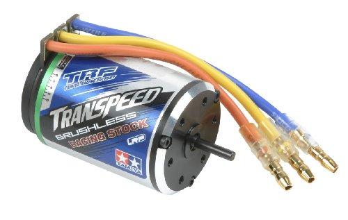 TRFシリーズ ハイパフォーマンス モーター トランスピードブラシレス レーシングストック 21.5T 42154