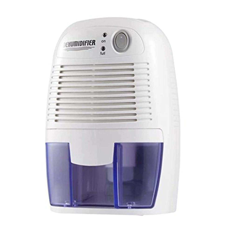500Mlコンパクトでポータブルなミニ熱電ペルチェ電気小型空気除湿機、家庭用寝室での湿気の湿気を湿らせるためのMAG.AL