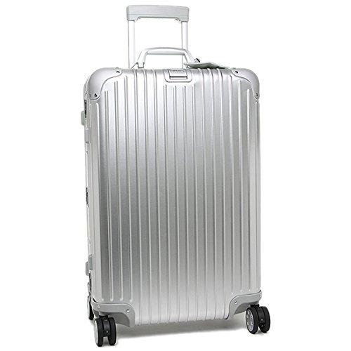(リモワ) RIMOWA リモワ スーツケース RIMOWA 924.63.00.5 TOPAS トパーズ 68.5CM 64L 4~7泊用 4輪 TSAロック キャリーバッグ SILVER [並行輸入品]