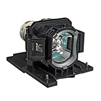 DT01181 - Lamp With Housing For Hitachi CP-A220N, CP-A221N, CP-A250NL, CP-A300N, CP-A301N, CP-AW250NM,CP-AW251N, ED-A220NM, iPJ-AW250NM, TEQ-ZW750 Projectors