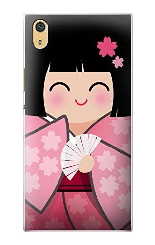 JP3042XAA 雛人形 着物桜 Japan Girl H...