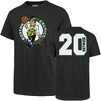 OTS Adult Men's NBA Boston Celtics Player Rival Tee, Kyrie Irving - Kelly, Large GN-461524-L-P