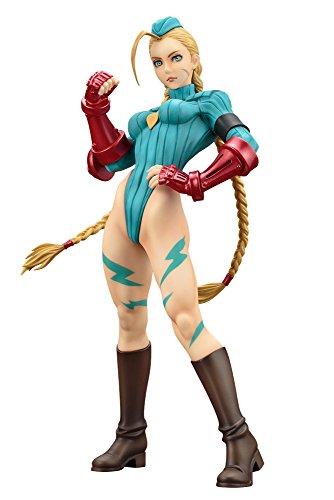STREET FIGHTER美少女 キャミィ -ZERO COSTUME- 1/7スケール PVC製 塗装済み完成品フィギュア