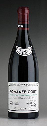 [2007] ロマネコンティ ※ラベル擦れ Romanee Conti ドメーヌ・ド・ラ・ロマネ・コンティ DRC