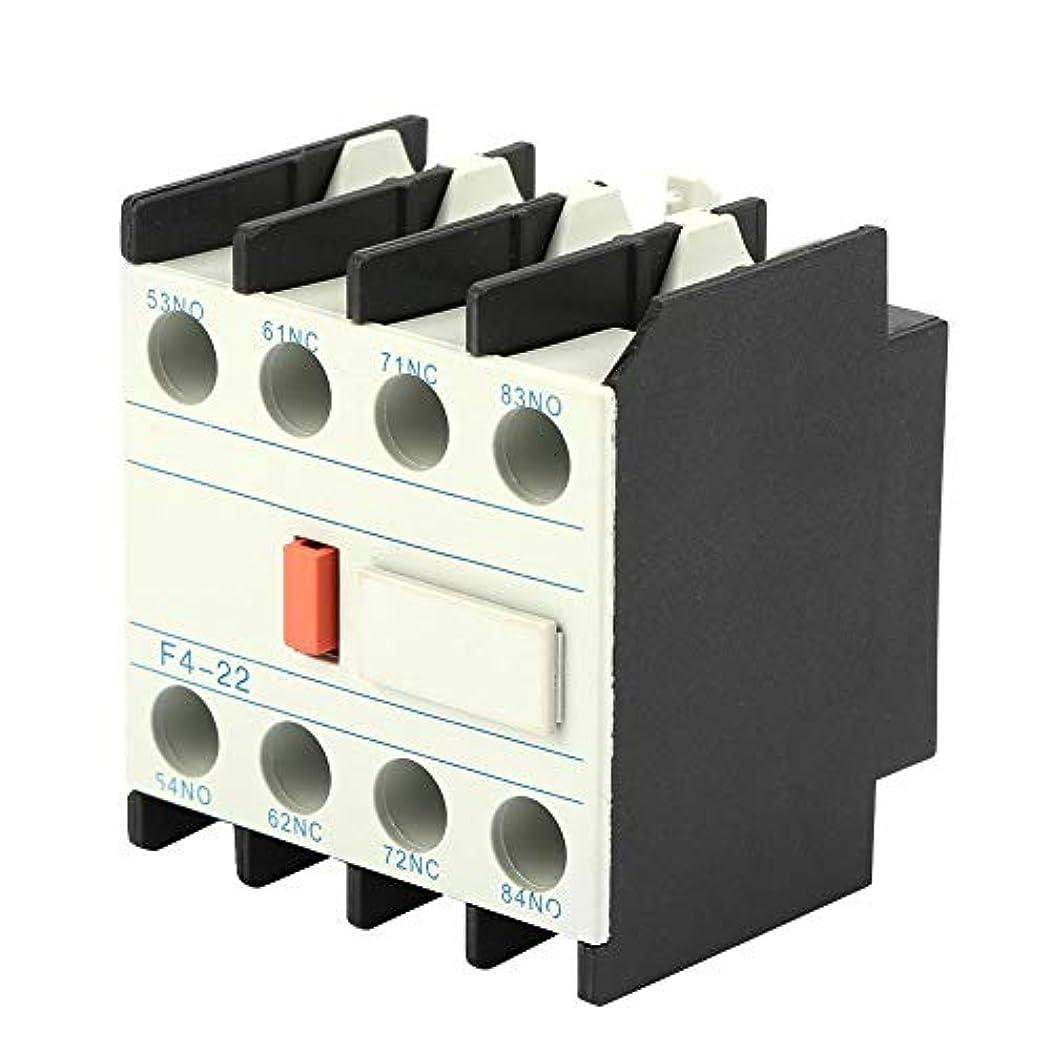 逆さまにアブストラクト近代化するLADN22補助接点LADN22補助Schakelaar LADN22 AC接触器Schakelaar補助接点ブロック家庭用の産業用に適合