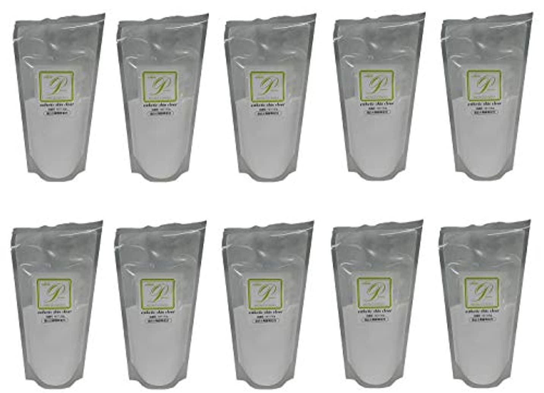 食料品店生活ジュラシックパーク【10個セット】メロス プラスマンスキンケア 酵素 スキンクリア N 120g レフィル