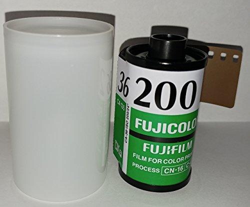 FUJIFILM カラーネガフイルム FUJICOLOR C200 36枚撮り 英文パッケージ 1本
