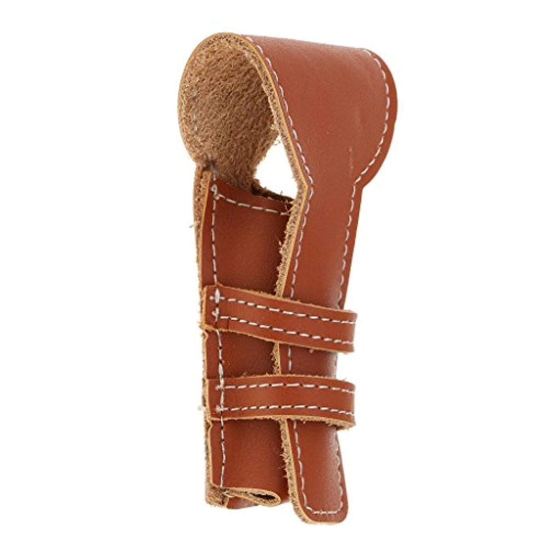 ペルメルクルー靴下SONONIA ダブルエッジ シェービング ポーチ クラシック 本革 かみそりホルダー ケース 安全 古典的