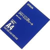 EPSON インクジェットプリンタ用クリーニングシート A4サイズ 3枚入り MJCLS