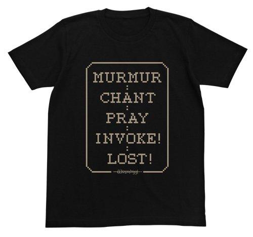 ウィザードリィ ねんじろ  Tシャツ ブラック サイズ:L