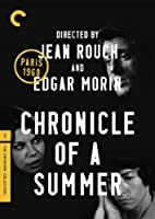 Criterion Collection: Chronicle of a Summer [DVD] [Import]