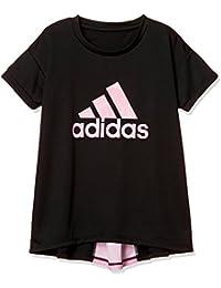 (アディダス) adidas トレーニングウェア ESS バックプリーツ Tシャツ ETO84 [ガールズ]