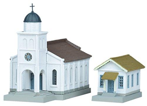 トミーテック ジオコレ 建物コレクション 051-3 教会B3 ジオラマ用品