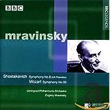 Shostakovich: Symphony No.8, Mozart: Symphony No.33