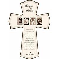 "Cross–Engravable–Alphabet写真–Love ( 8"" x11.5"