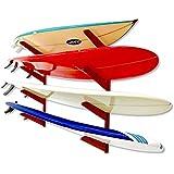 Timber Surfboard Wall Rack