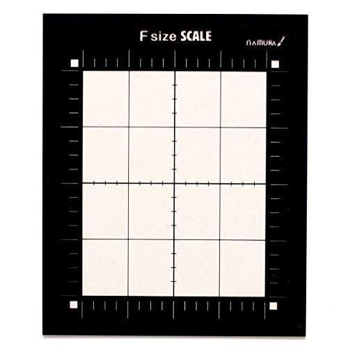 オリジナルFサイズ用スケール B01-0018