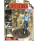 Resident Evil > Zombie Cop with Licker (Blue Shirt) Action フィギュア