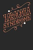 Zaragoza Syndrome: Zaragoza Notebook | Zaragoza Vacation Journal | Handlettering | Diary I Logbook | 110 Journal Paper Pages | Zaragoza Buch 6 x 9