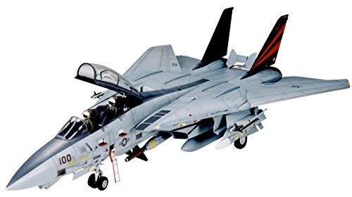 Tamiya 1 / 32 No.13 U.S. Navy Grumman F-14A Tomcat Black Knights plastic 60313