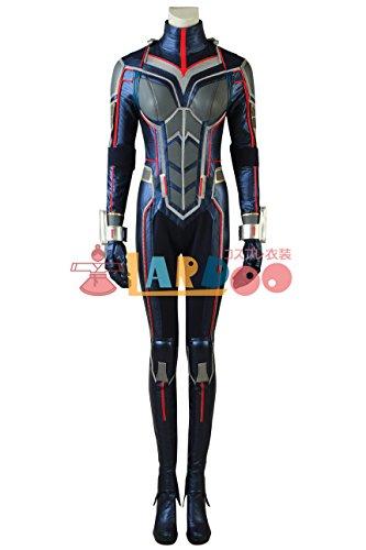 アントマン2 アントマン・アンド・ザ・ワスプ Ant-Man and the Wasp ブーツ付き コスプレ衣装