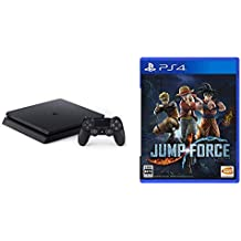 PlayStation 4 ジェット・ブラック 500GB + 【PS4】JUMP FORCE セット