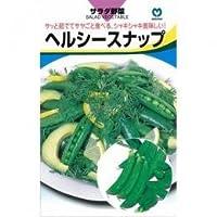 スナップエンドウ 種 【 ヘルシースナップ 】 種子 小袋(約30ml)