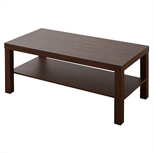 山善(YAMAZEN) コーヒーテーブル(90×45cm)