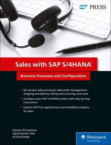 Sales with SAP S/4HANA: Busine...