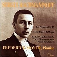 Sergei Rachmaninoff: Piano Wor