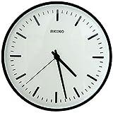 SEIKO STANDARD/セイコースタンダード アナログ掛け時計 電波修正機能付き KX308K(ブラック)