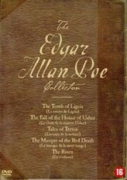 Edgar Allan Poe Collection - 5-DVD Box Set ( The Tomb of Ligeia / House of Usher / Tales of Terror / The Masque of the Red Death / The Raven ) by Vincent Price