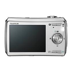 FUJIFILMデジタルカメラ FinePix (ファインピックス) F100fd ダークシルバー  FX-F100FDDS