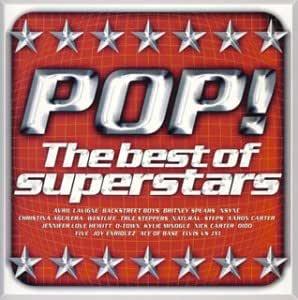 POP!-The Best of Superstars-