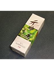 沈水香木の落着いた香りです 松栄堂【Xiang Do アガーウッド】スティック 【お香】
